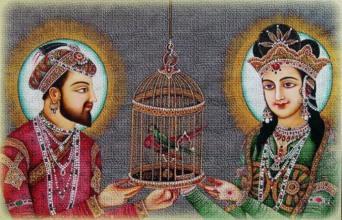 Shah Janan dan Mumtaz Mahal (pic: travelingyuk.com)