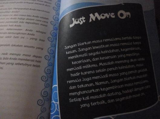 Move on yuk ah!